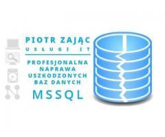 Odzyskiwanie danych z bazy MSSQL